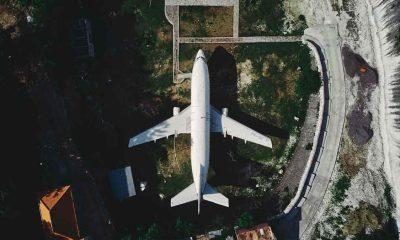 Max Rovensky Abandoned Plane