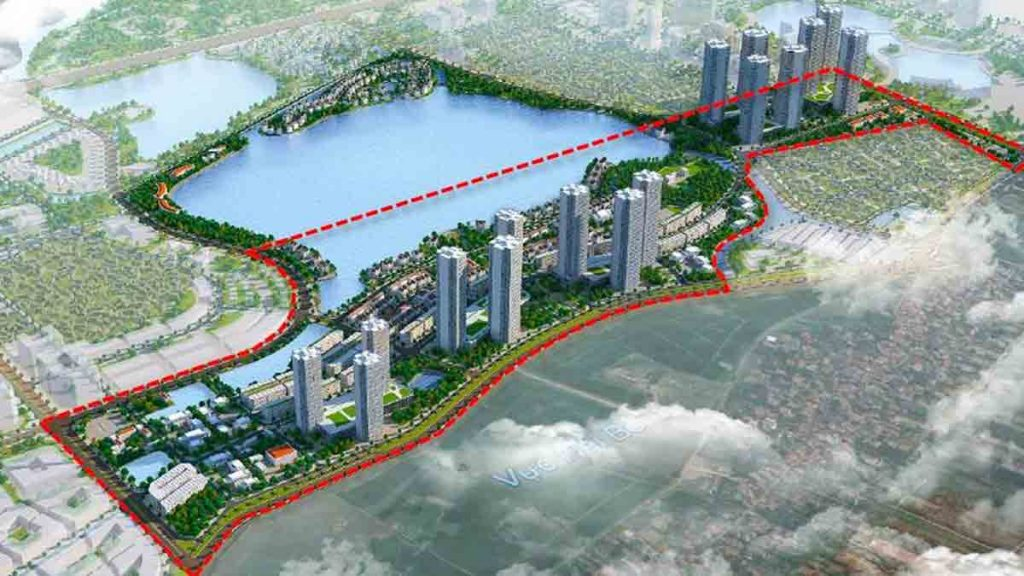 Hanoi Smart City Sumitomo
