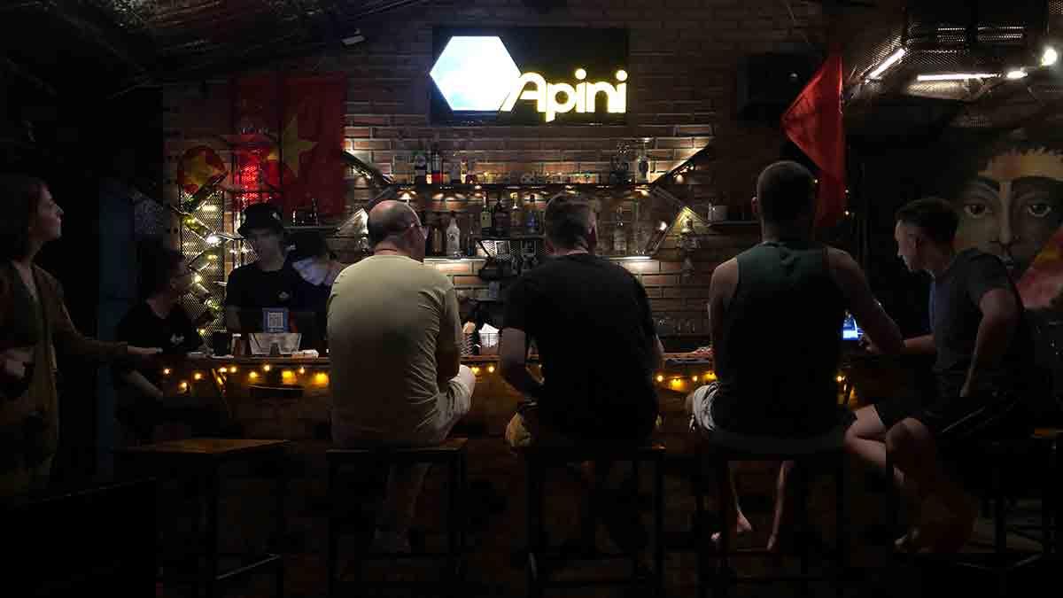 Apini Bar Hanoi 5