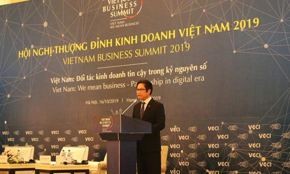 Vietnam Business Summit 2019