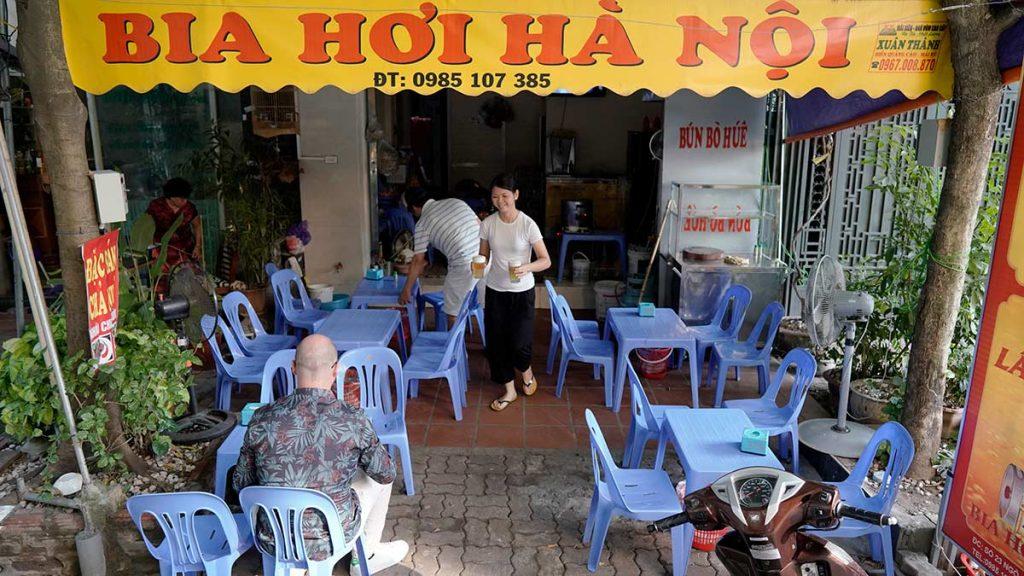 Top Things To Do Hanoi Bia Hoi Beer