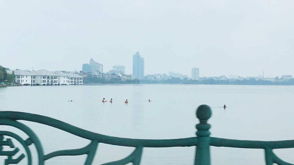 Top Things To Do Hanoi Swim Lake