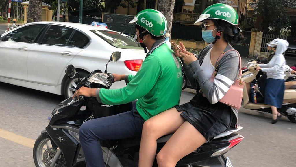 Top Things To Do Hanoi Grab Bike