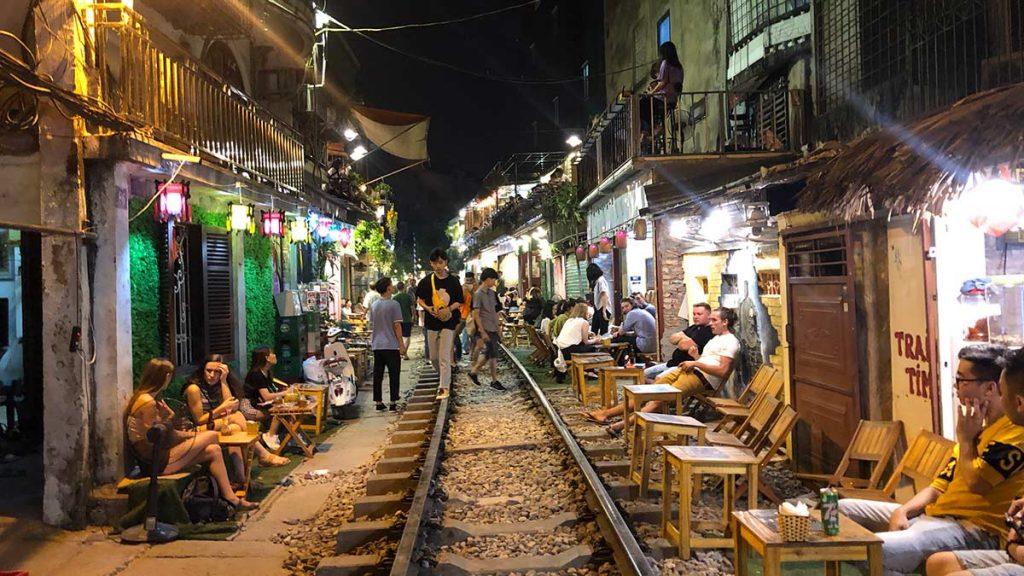 Top Things To Do Hanoi Train Street