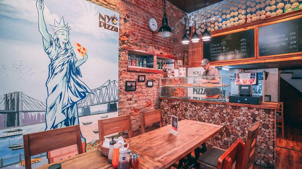 Nyc Pizza Chao Hanoi 1