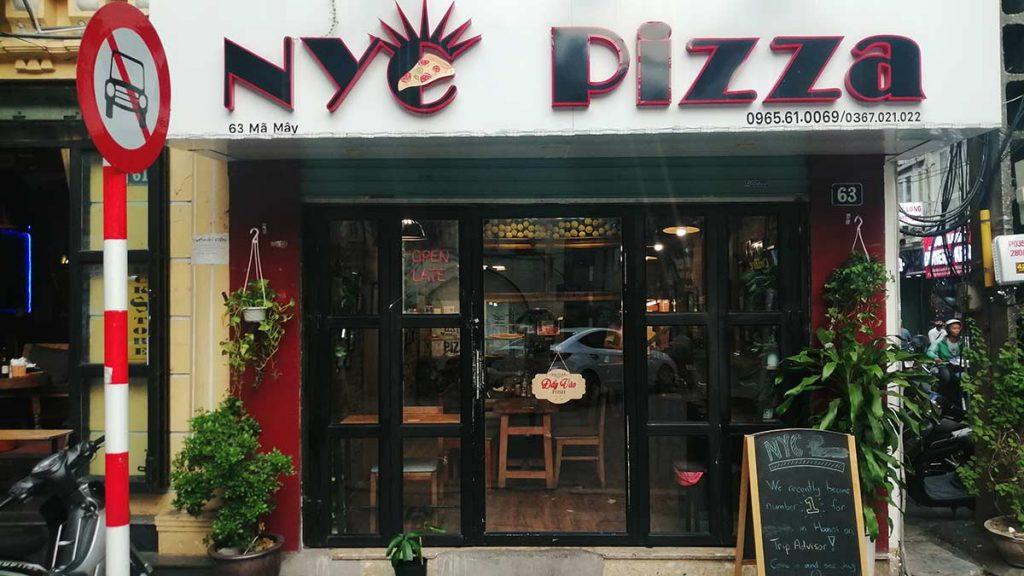 Nyc Pizza Chao Hanoi 3
