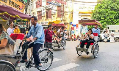 Tourism Growth Chao Hanoi