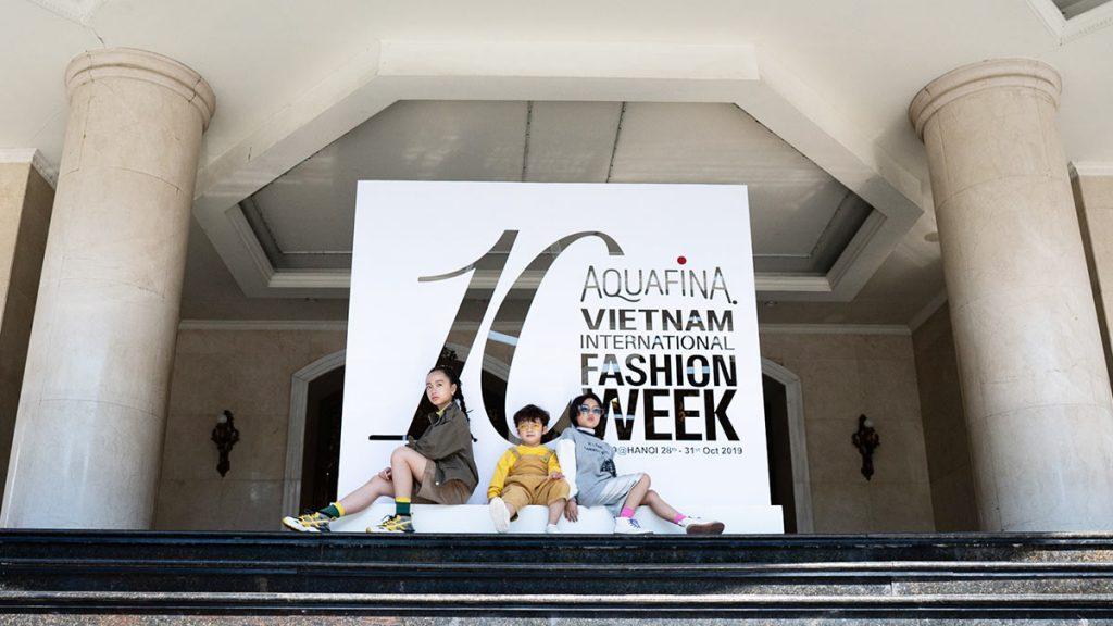 Vietnam Hanoi Fashion Week Chao Hanoi 4 Trang Tien