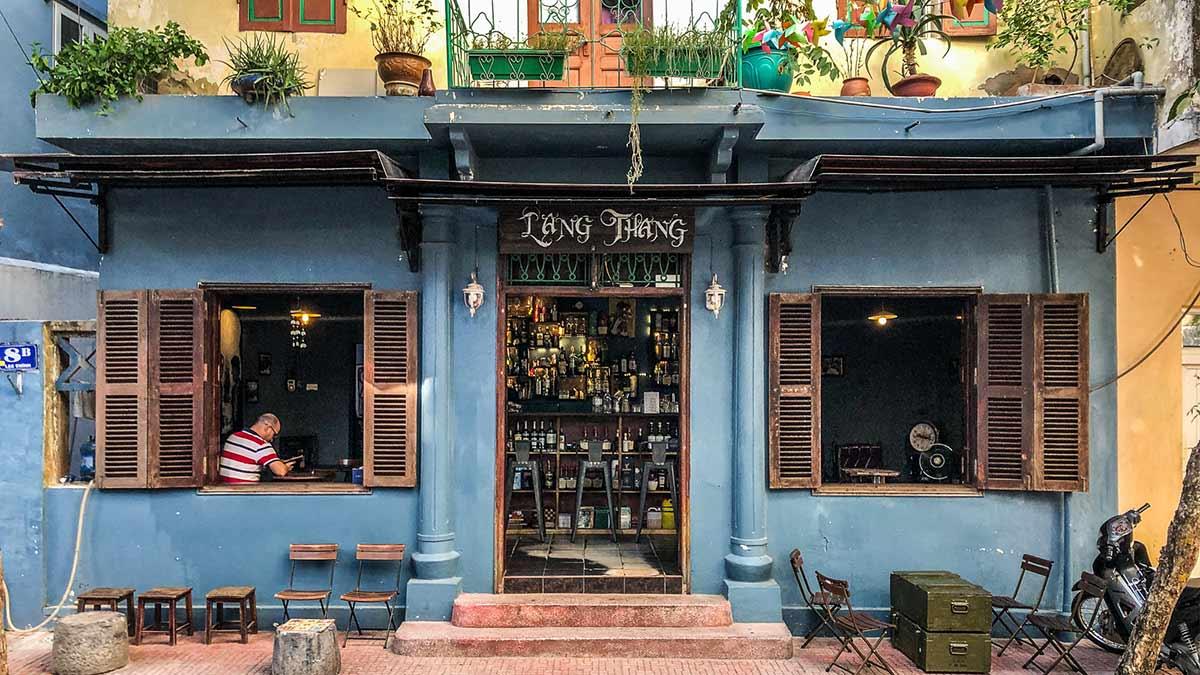 Lang Thang Bar Truc Bach Chao Hanoi 6