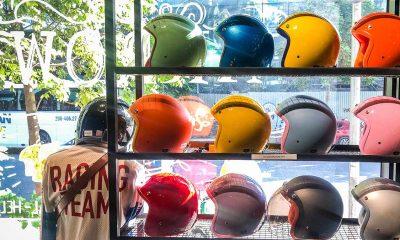 Motorcycle Helmets Arrow Chao Hanoi 5