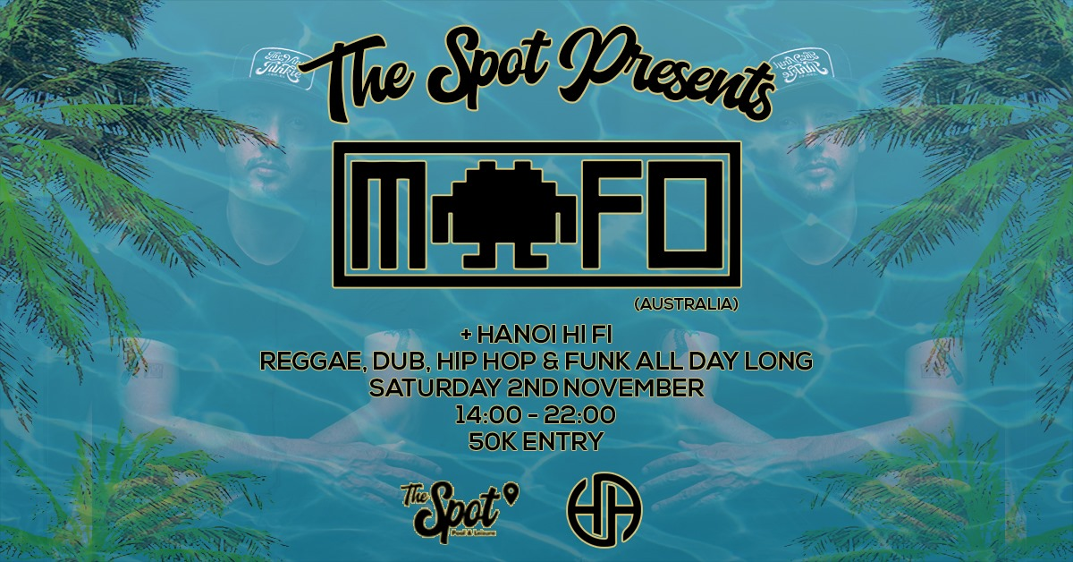 The Spot Pool Party 1102