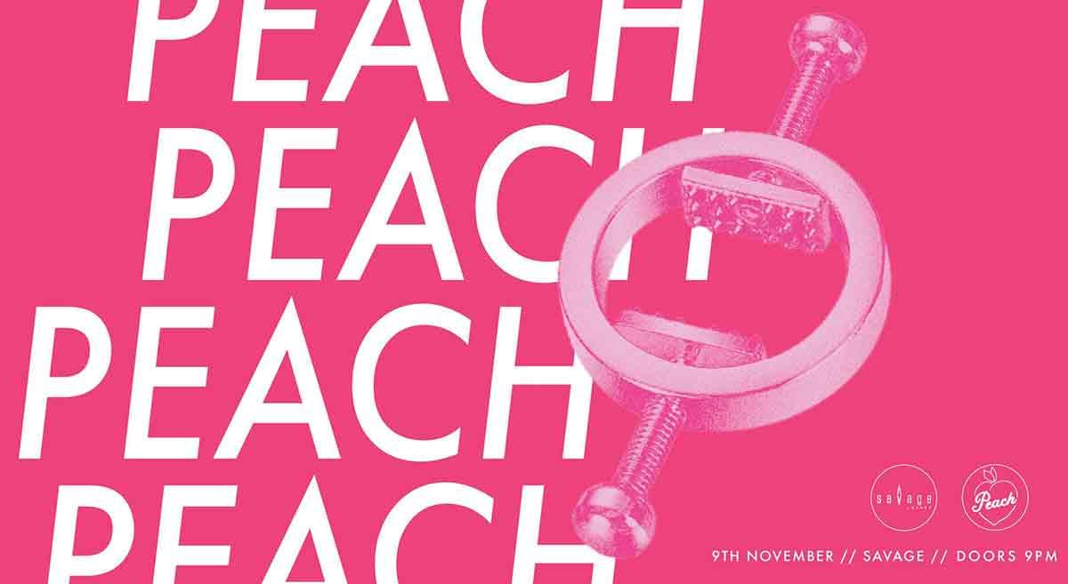 Peach Drag Savage Club Chao Hanoi 1109