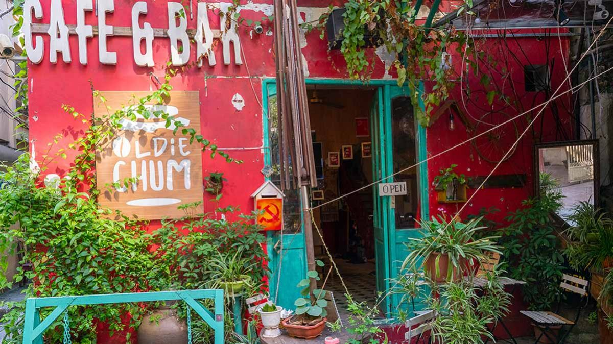 Oldie Chum Cafe Hanoi 3