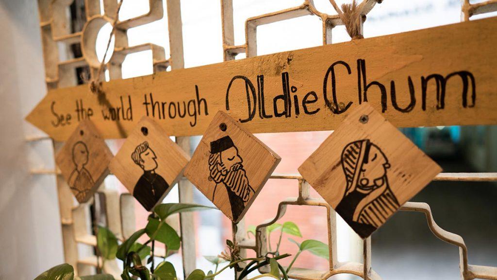 Oldie Chum Cafe Hanoi