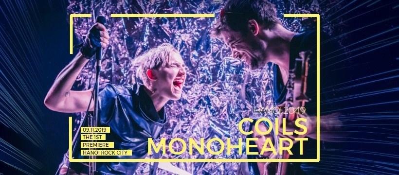 Mono Heart Band Hanoi Rock City 1109