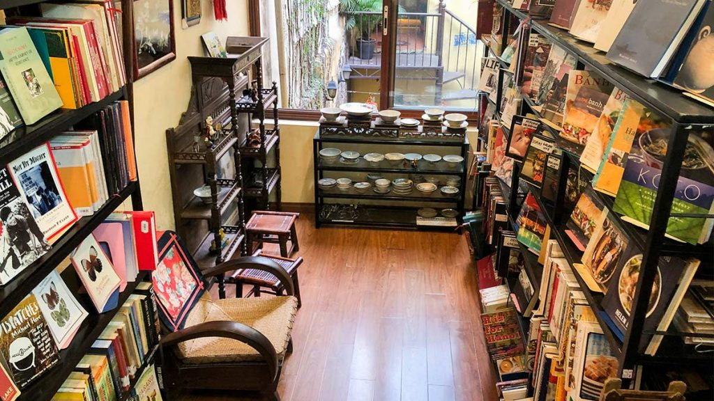 Bookworm Book Shop Hanoi 9