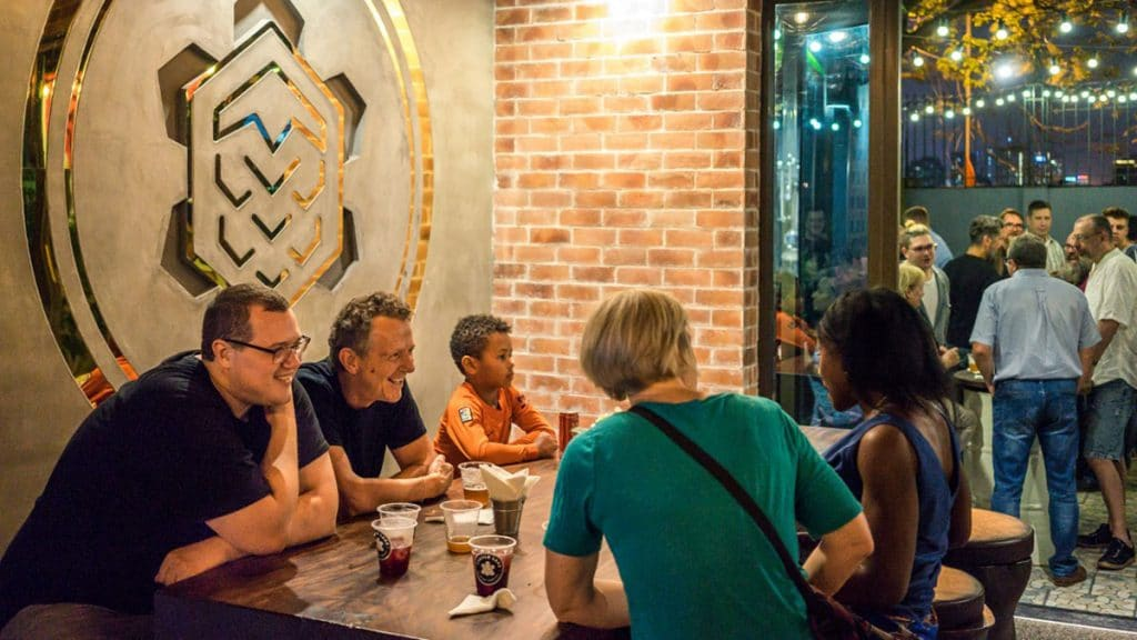 Turtle Lake Brewery Community Chao Hanoi