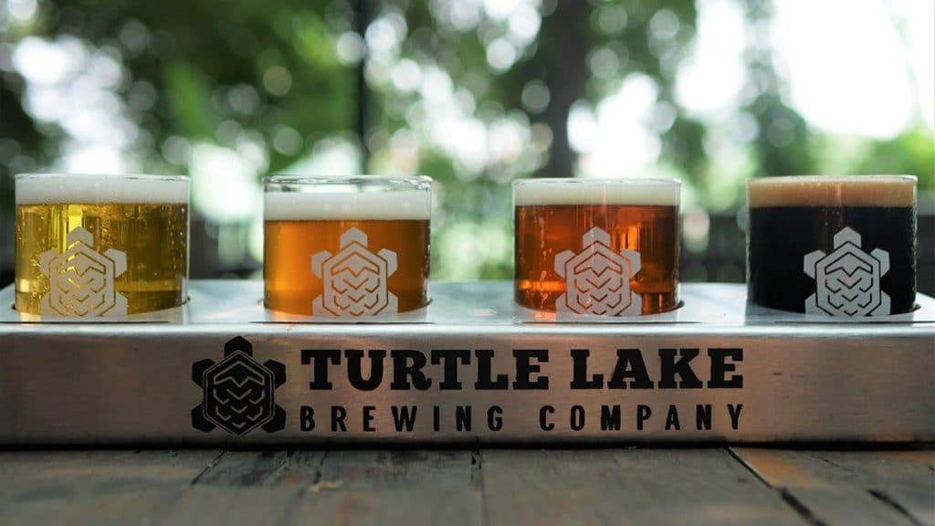Turtle Lake Brewery Chao Hanoi