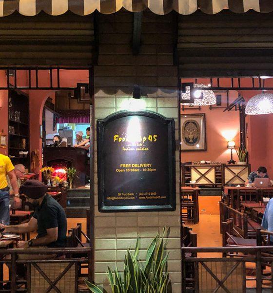 Indian Restaurant Hanoi Foodshop 45 3