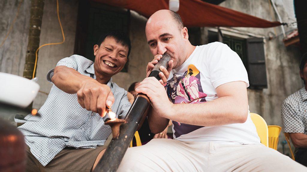 Chao Hanoi Duong Lam 1