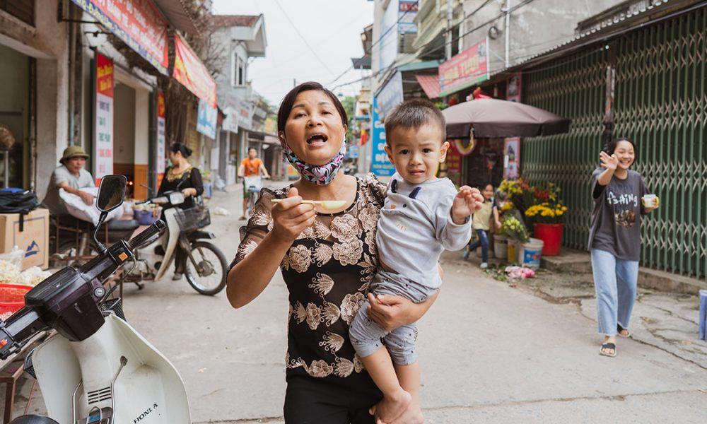 Chao Hanoi Duong Lam 3
