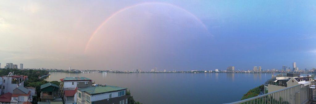 Chao Hanoi Rainbow