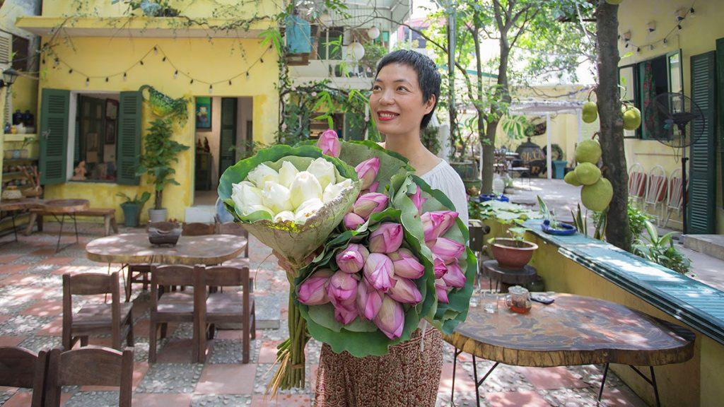 Nguyen Hoang Diep Chao Hanoi Interview