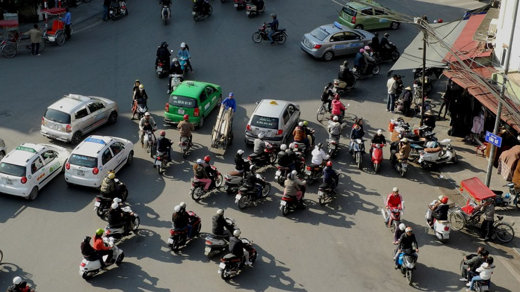 Hanoi Traffic 4