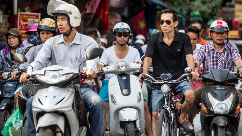 Hanoi Traffic 5