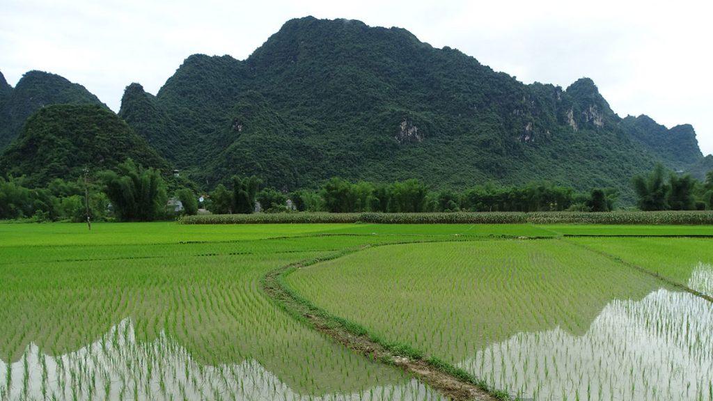 Cao Bang Vietnam Chao Hanoi