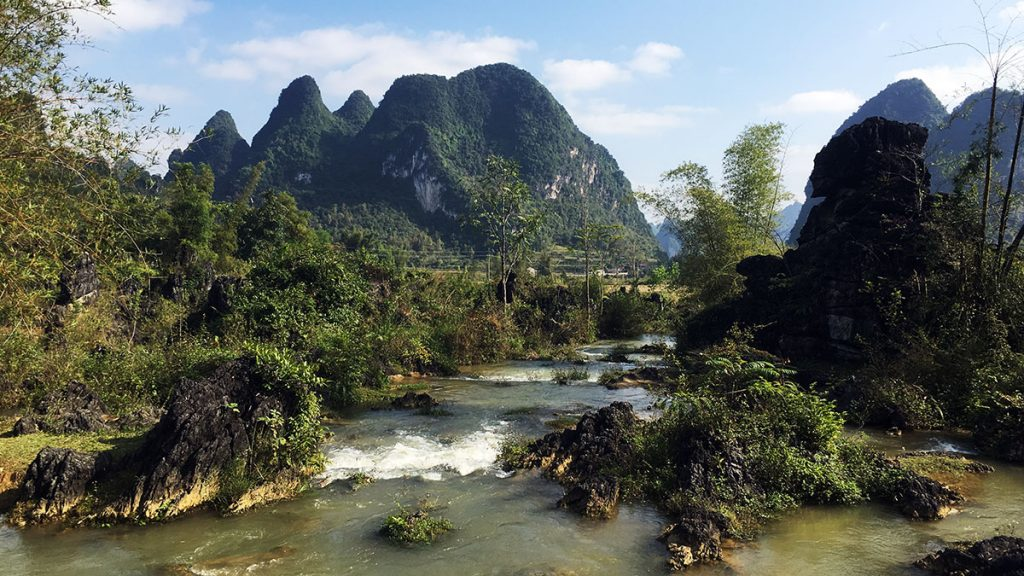 Cao Bang Vietnam Province