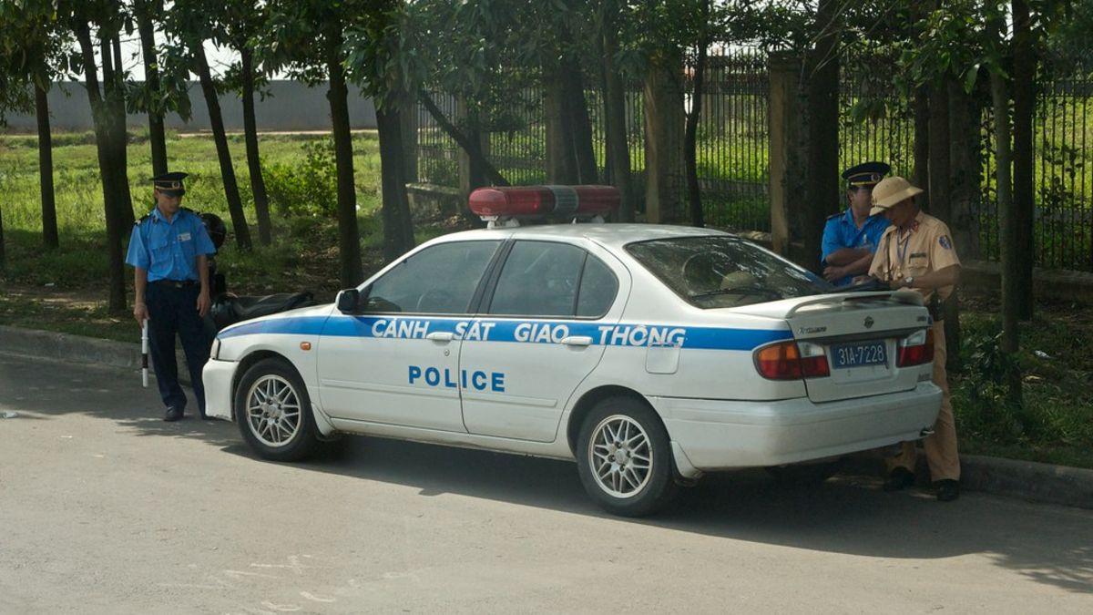 Vietnamese Police