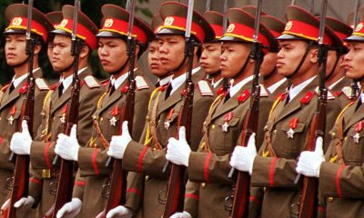 Soldiers Of Vietnam People's Army