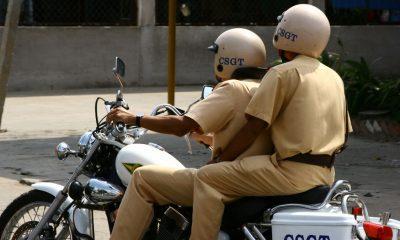 Vietnam Police Motorcycle 2007