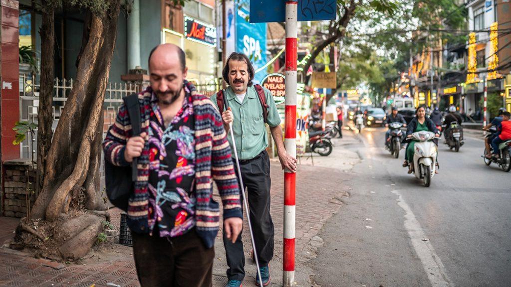 Chao Hanoi Blind Trevor 14