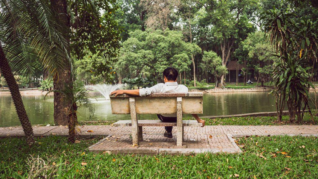 Chao Hanoi Botanical Garden 3