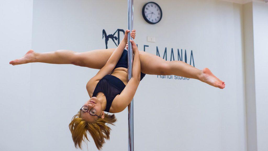 Hanoi Pole Dance Mania