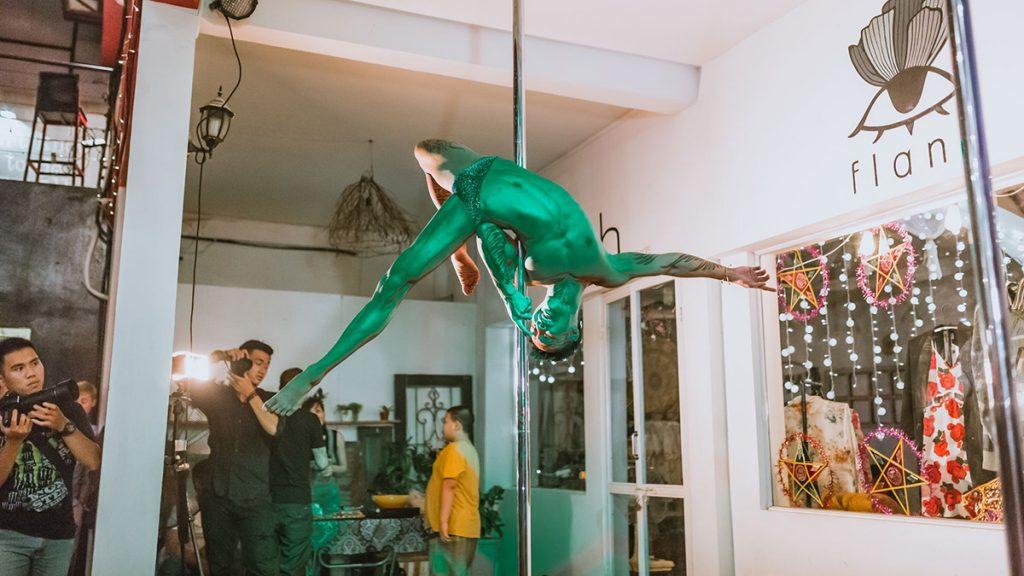 Hanoi Pole Dancing 2