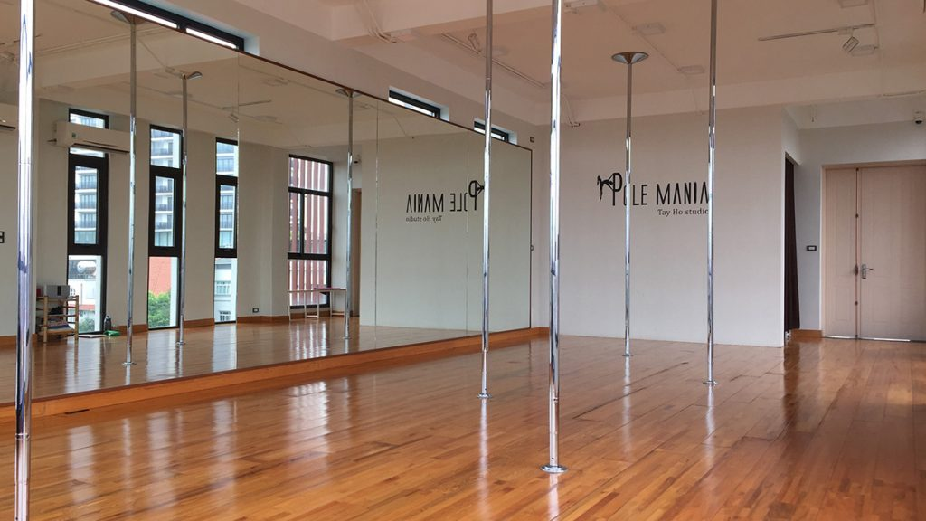 Hanoi Pole Dancing