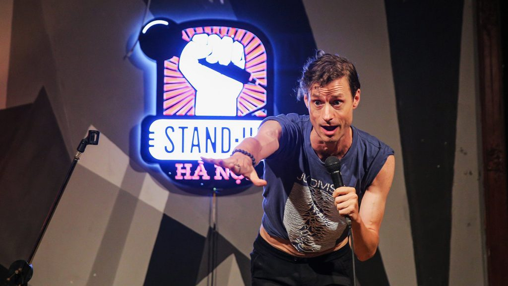 Stand Up Comedy In Hanoi