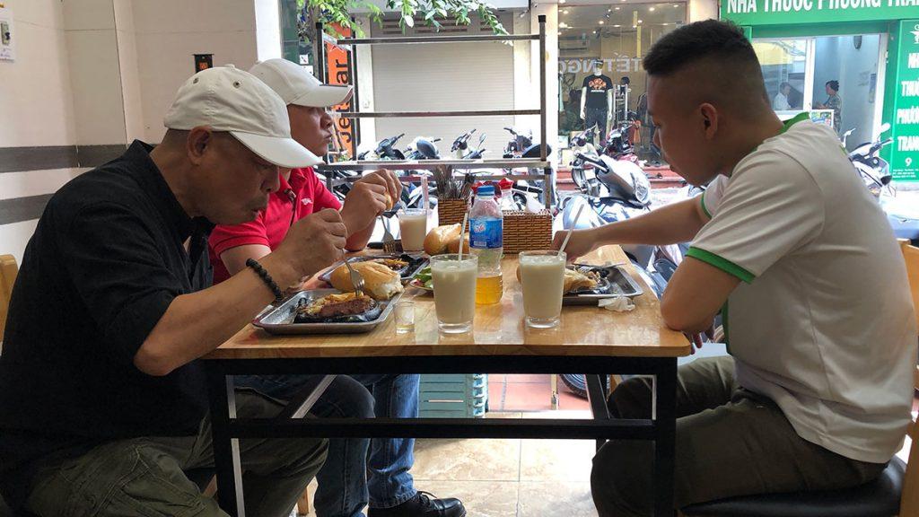 Hanoi Food Steak Bit Tet