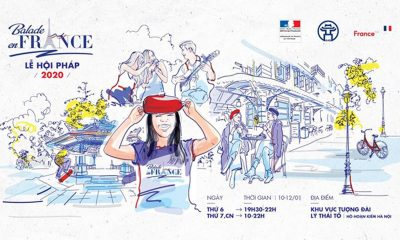 Balade En France 2020 In Hanoi