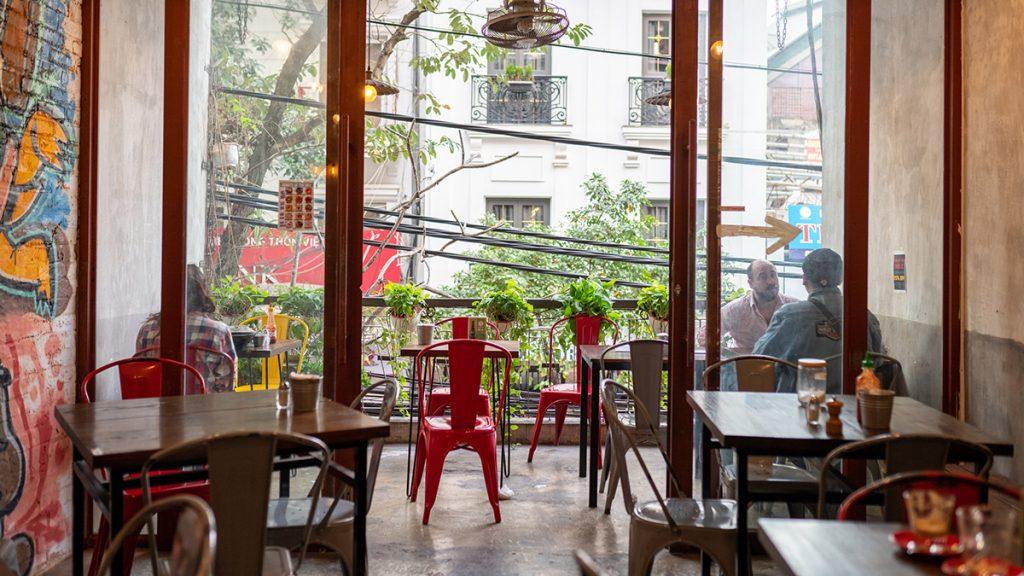 Hanoi Donuts Chao