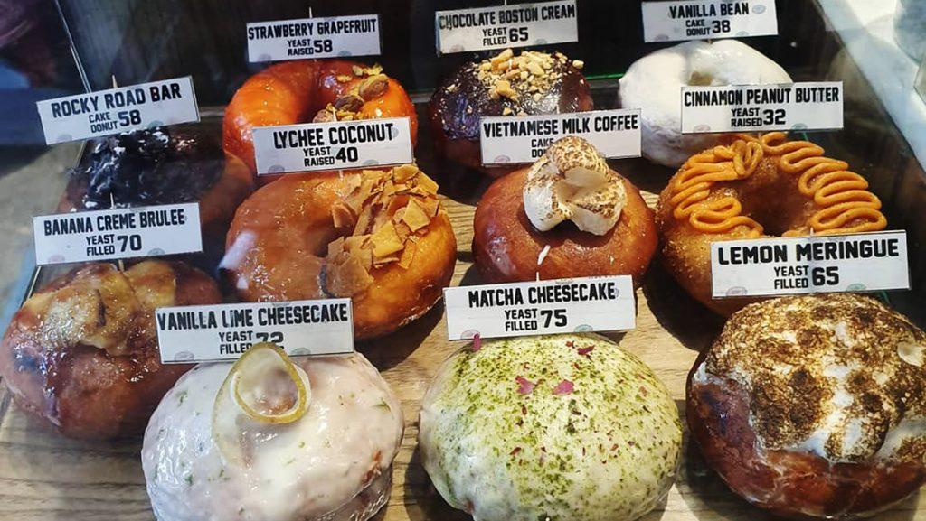Hanoi Donut