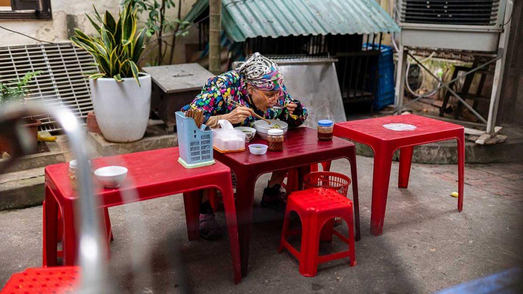 Chao Hanoi Bun Cha Lane 31 01