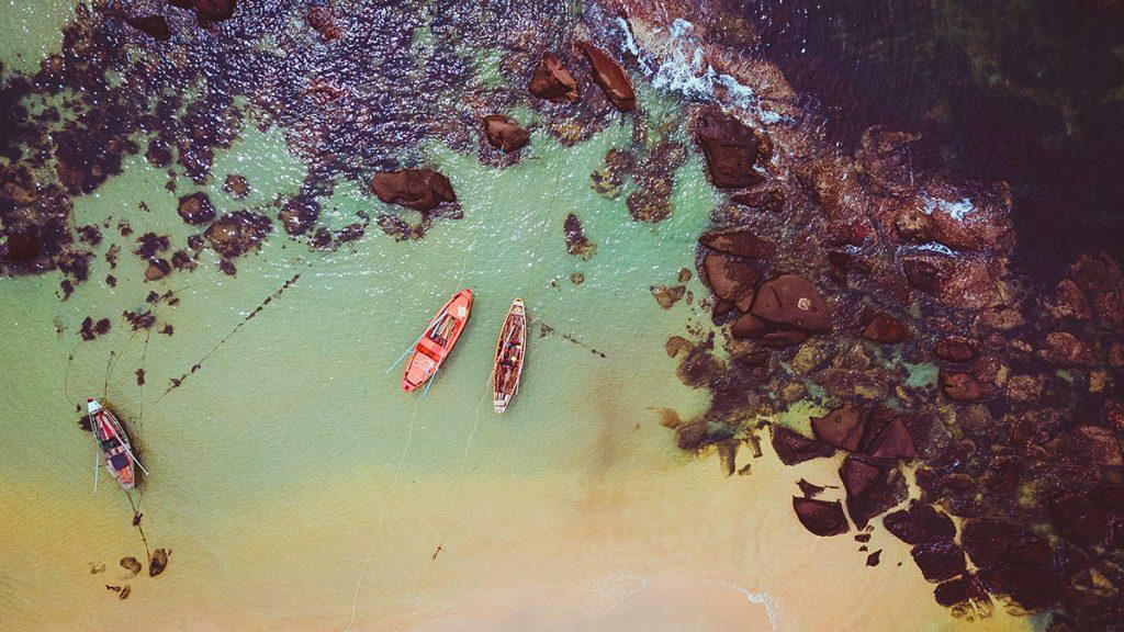 Phu Quoc Island Aerial