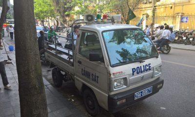 Hanoi Police Car (2017)