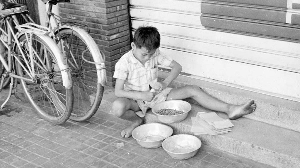Peanut Seller Vietnam Manhai