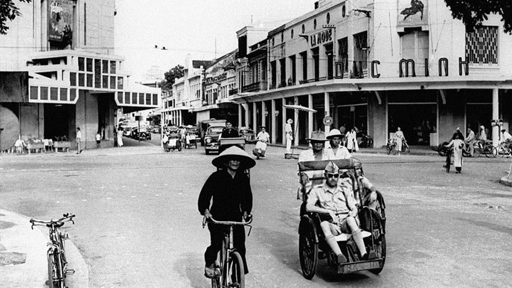 Hanoi In The 1930s Manhhai Paul Bert Street