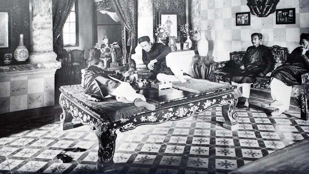 Hanoi Opium 1930s Manhhai
